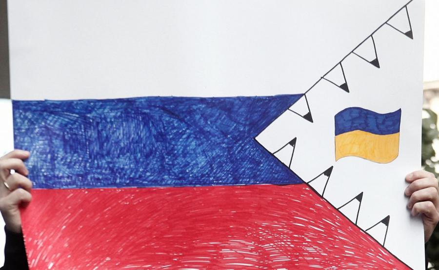 Rosja. Ukraina