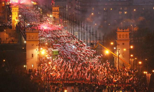Jest porozumienie między rządem i Stowarzyszeniem Marsz Niepodległości.