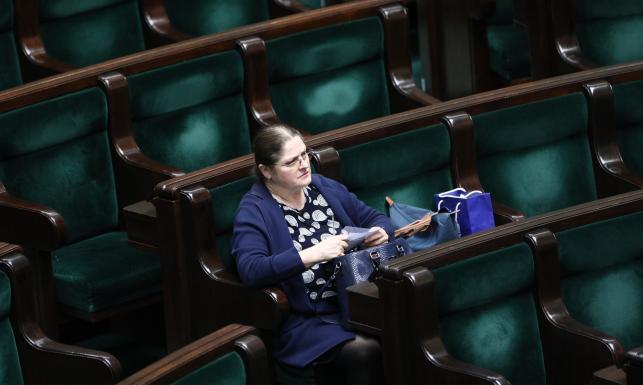 Pawłowicz kontra obrońca praw człowieka.