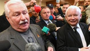 Proces Wałęsa Kaczyński
