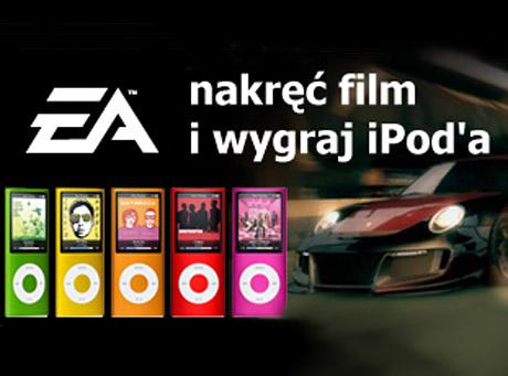 Nagraj film i wygraj iPoda Nano