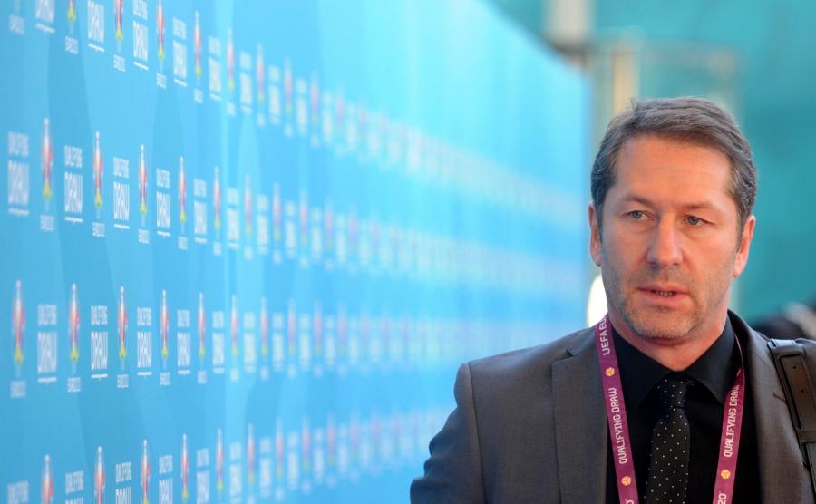 Franco Foda, selekcjoner Austrii