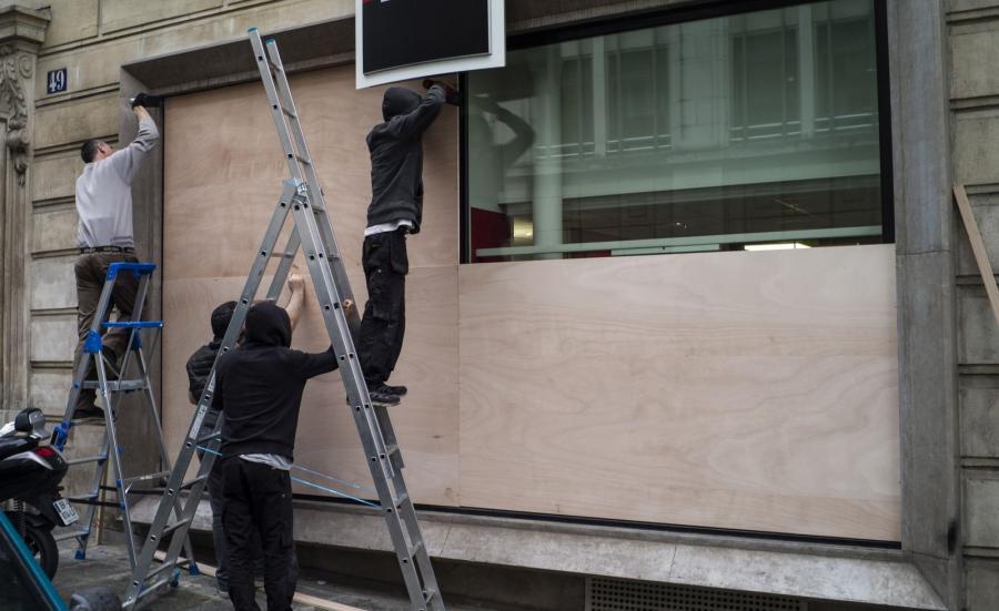 Paryż szykuje się na sobotnie demonstracje
