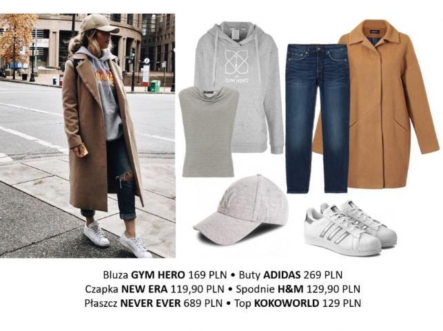 Modne płaszcze na zimę 2018