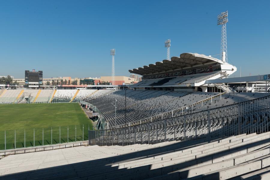 Stadion Colo-Colo Santiago