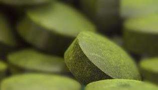 Zielone tabletki