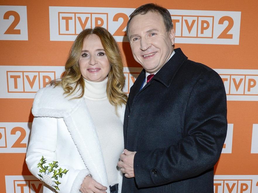 Joanna Kurska i Jacek Kurski