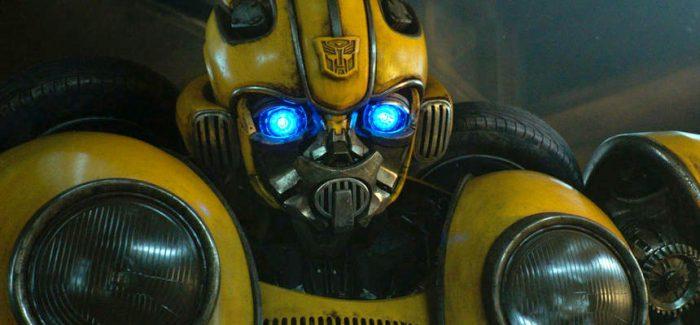 """""""Bumblebee"""" w kinach od 4 stycznia"""