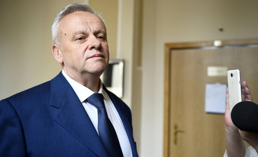 Oskarżony Mirosław Karapyta