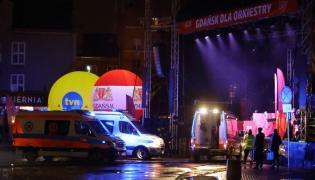 Atak na prezydenta Gdańska