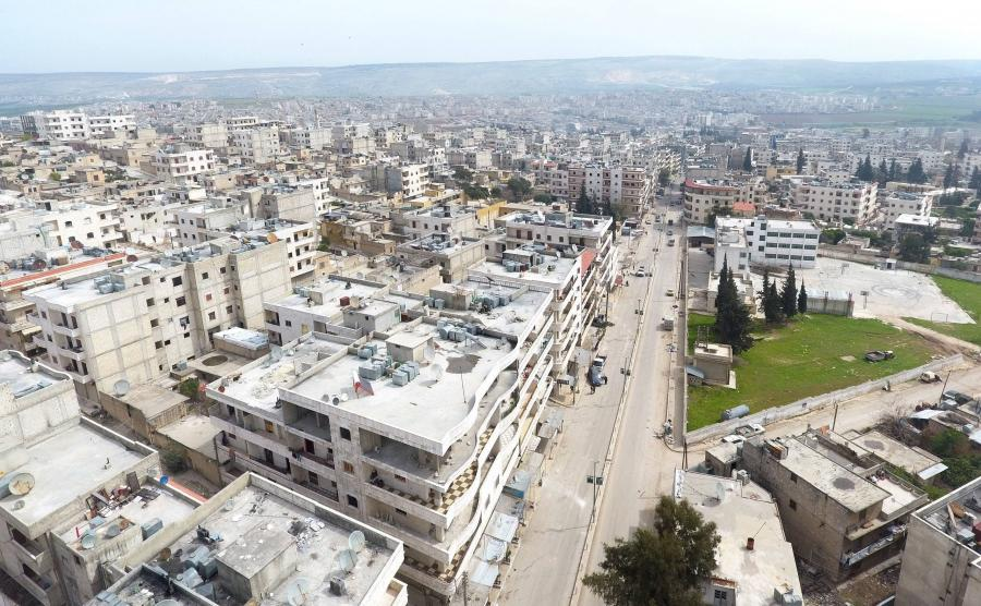 Afrin w Syrii