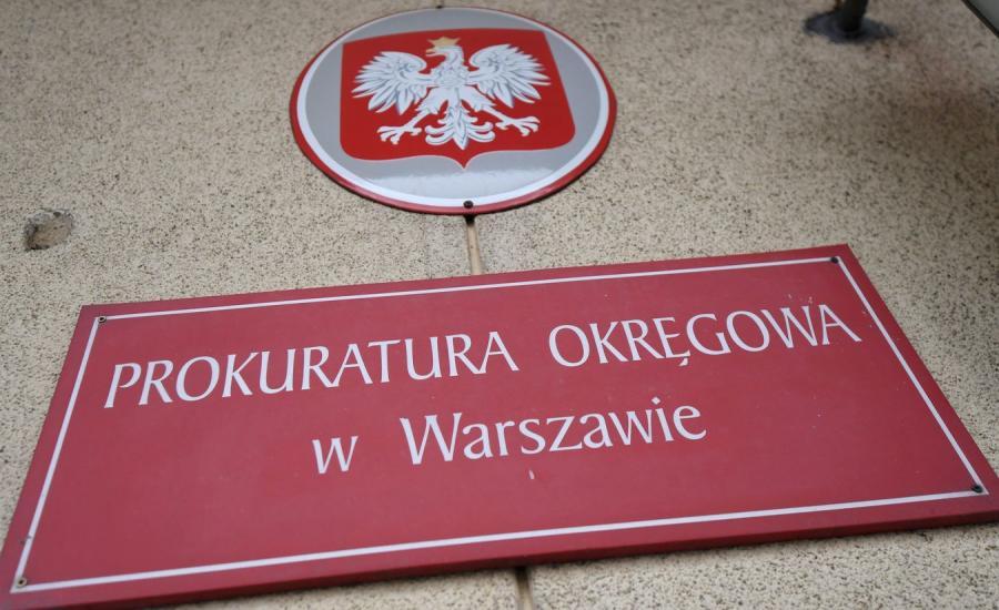 Prokuratura Okręgowa w Warszawie
