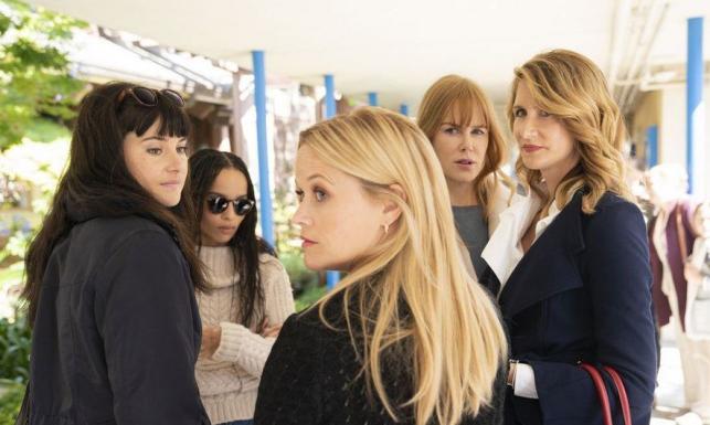 Damy z Monterey wracają. Reese Witherspoon pokazała zdjęcia z 2. sezonu \