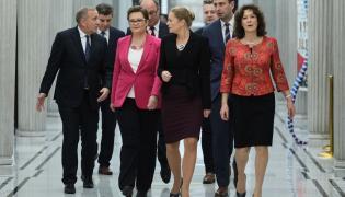 Liderzy Koalicji Obywatelskiej