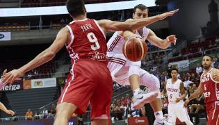 Koszykówka kwalifikacje MŚ POLSKA CHORWACJA