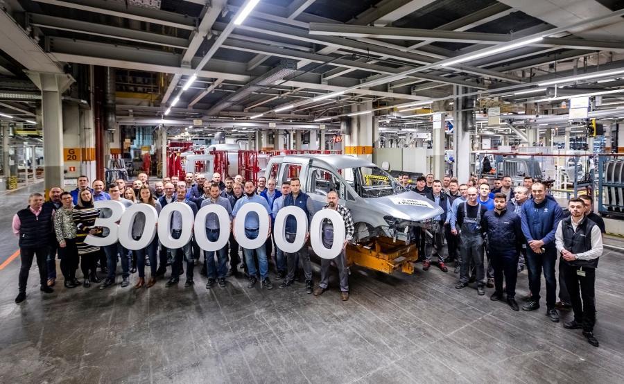 Volkswagen Caddy - spawalania