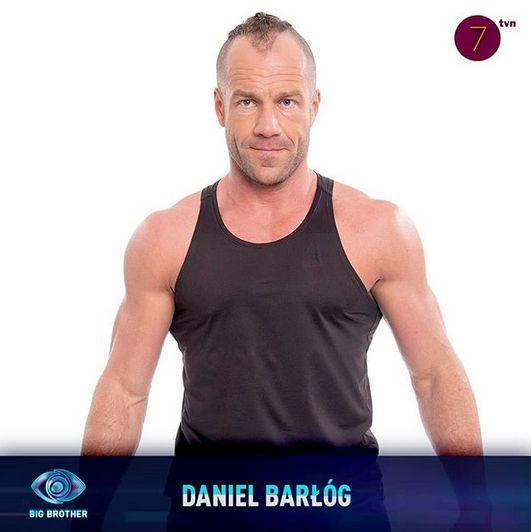 Big Brother - Daniel Barłóg