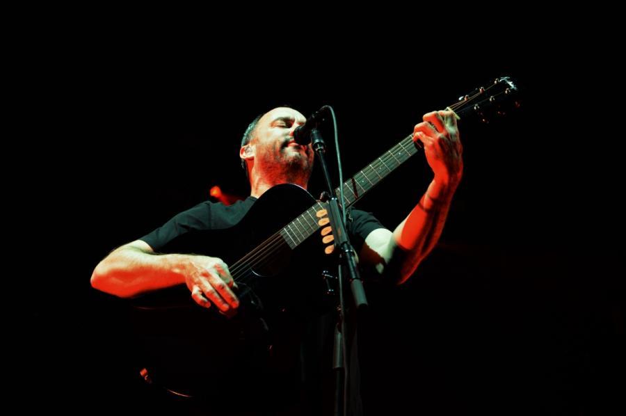 Dave Matthews. Koncert Dave Matthews Band, Warszawa, Torwar, 2019.03.25