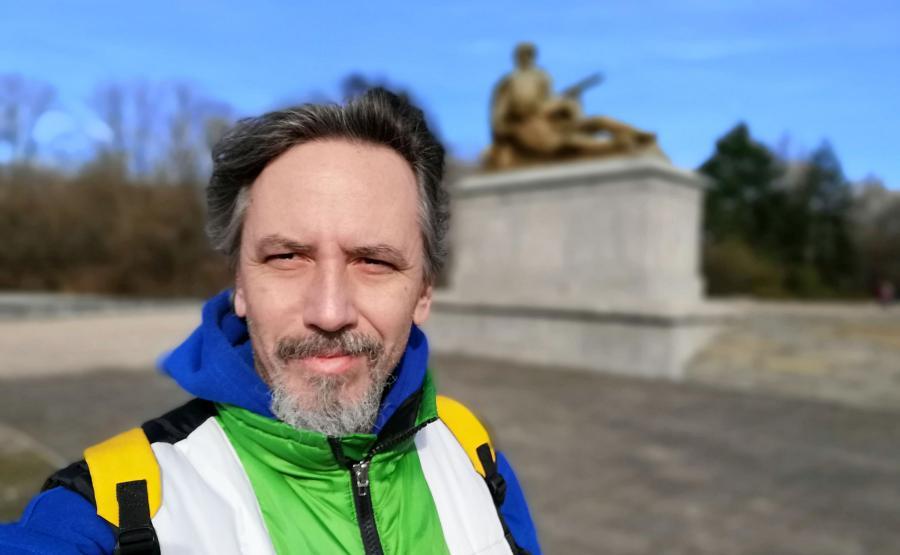 Zdjęcie wykonane Honorem 10 Lite - selfie