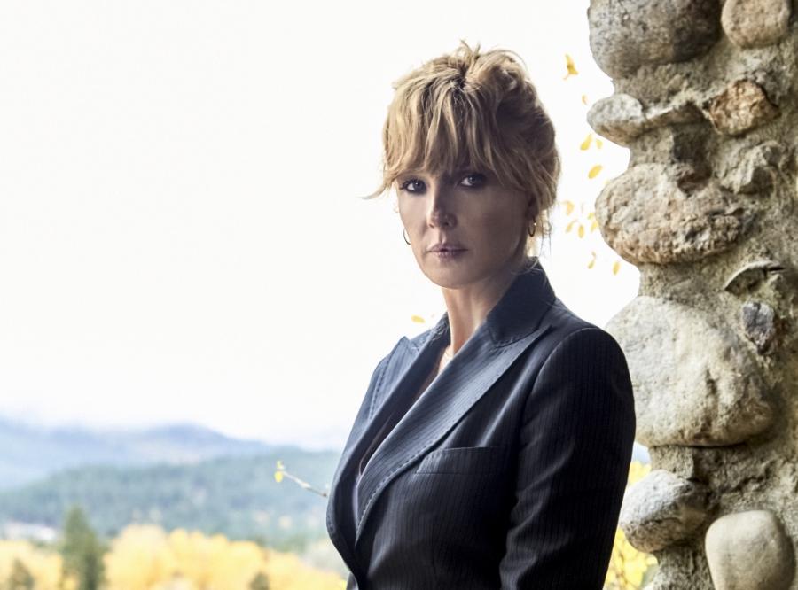 Kelly Reiley jako Beh Dutton w serialu \