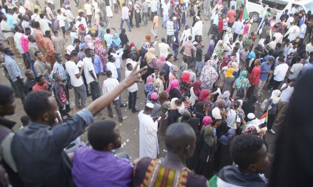 Upadek sudańskiego satrapy. Rządził krajem przez 29 lat
