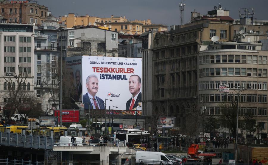 Wybory w Stambule