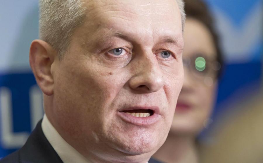 Kandydat PiS do PE, poseł Sławomir Kłosowski