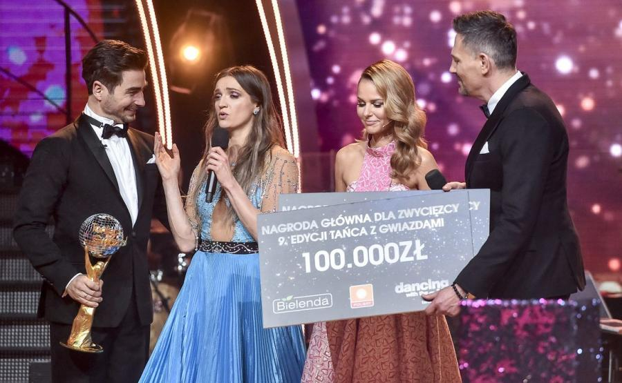 Joanna Mazur i Jan Kliment zwycięzcami 9. edycji \