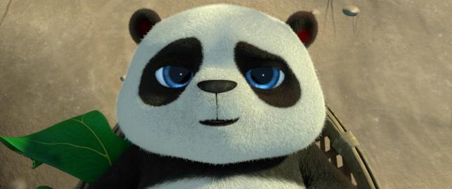 "Kadr z filmu ""Panda i banda"". fot. Forum Film Poland"