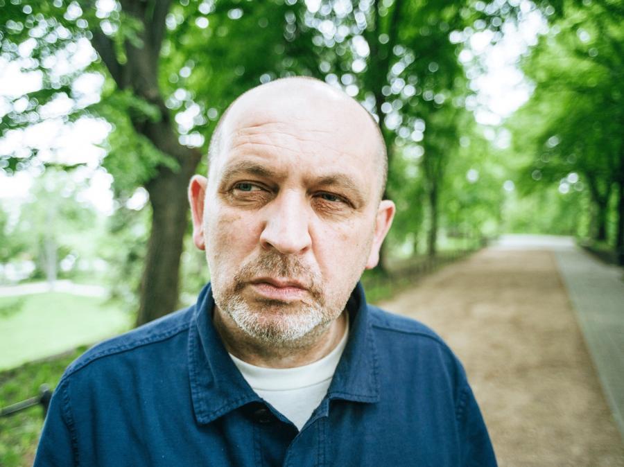 Tomasz Karoń, fot. Darek Golik