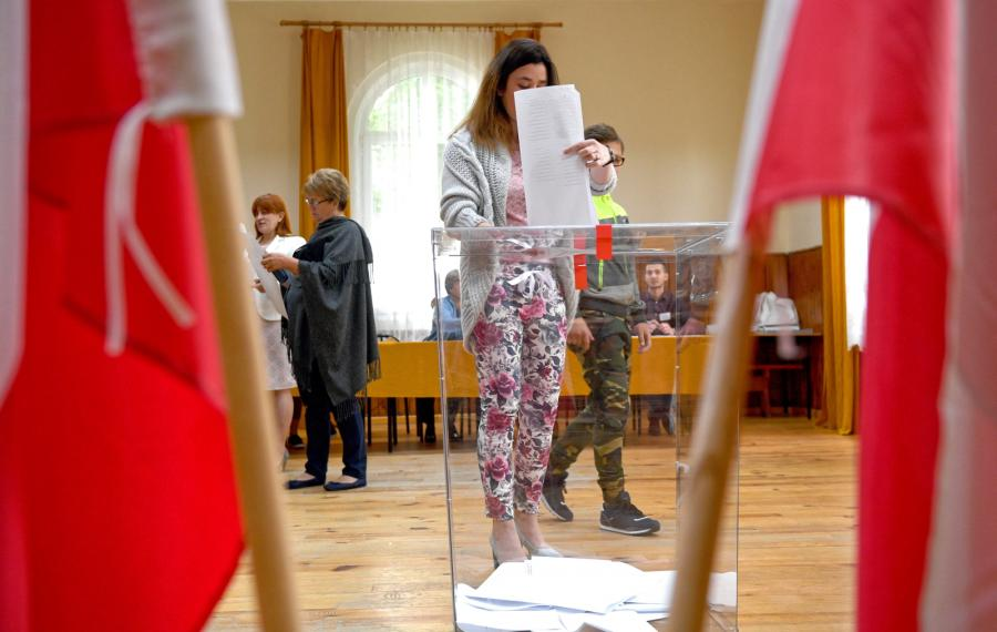 wybory 2