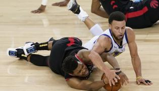 Kyle Lowry i Stephen Curry