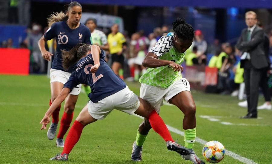 Francja - Nigeria