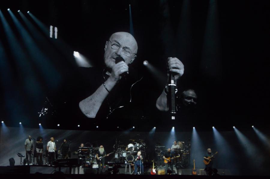 Phil Collins w Warszawie