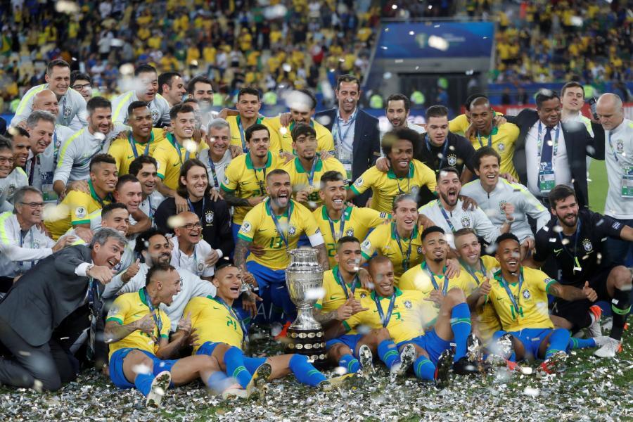 Reprezentanci Brazylii