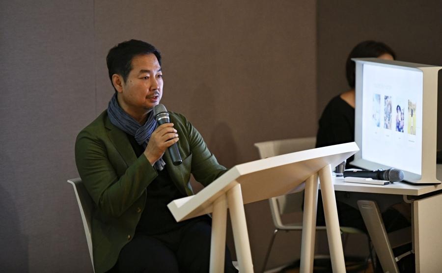 Yun-je Kang, szef teamu design Samsunga