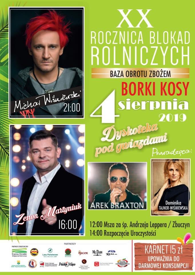 Zdjęcia Zenek Martyniuk I Michał Wiśniewski Na Koncercie Z