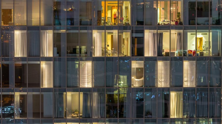osiedle mieszkanie mieszkania blok okna