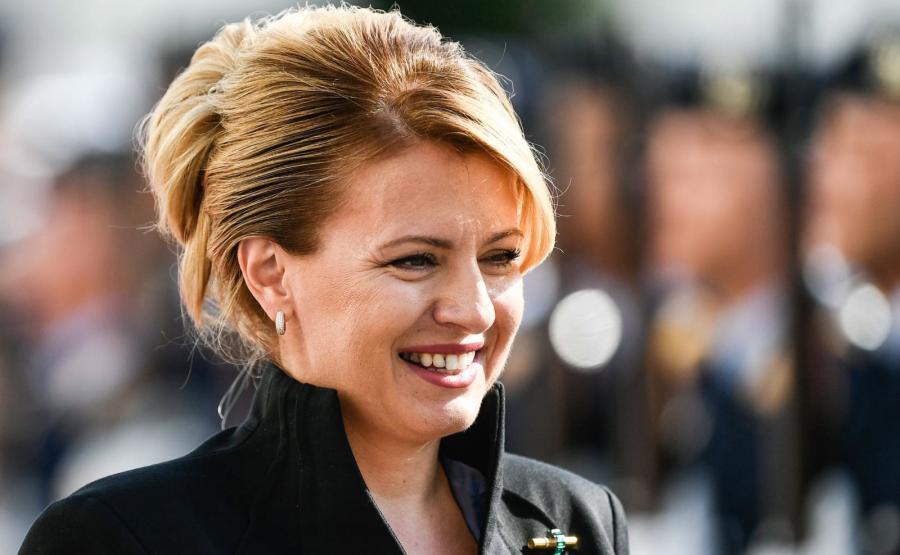 Zuzana Czaputova