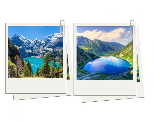 3. Tatry - szczyty jak w szwajcarskich tysięcznikach