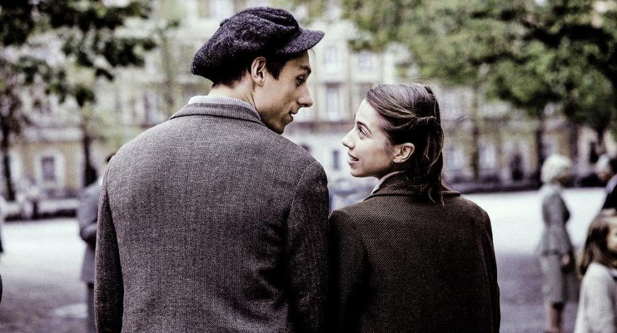 """Kadr z filmu """"Marek Edelman. I była miłość w getcie"""""""