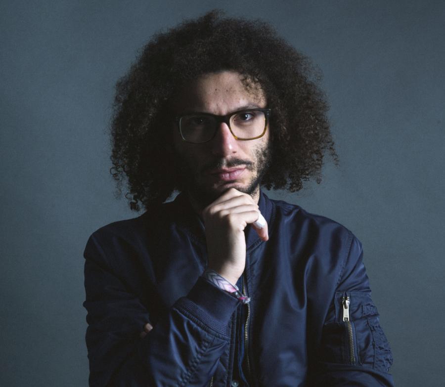Rami al-Aszek Fot. Maksymilian Rigamonti