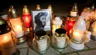 Miejsce śmierci 21-latka w Koninie