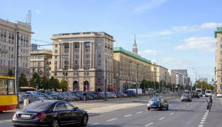Plac Konstytucji w Warszawie