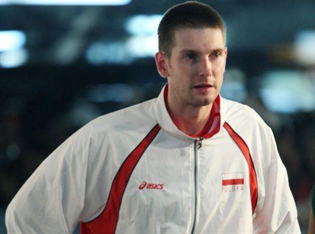 Finalowa runda Ligi Swiatowej: Polska - Brazylia 1:314.07.2007 KatowiceLukasz KadziewiczFot. Piotr Kucza