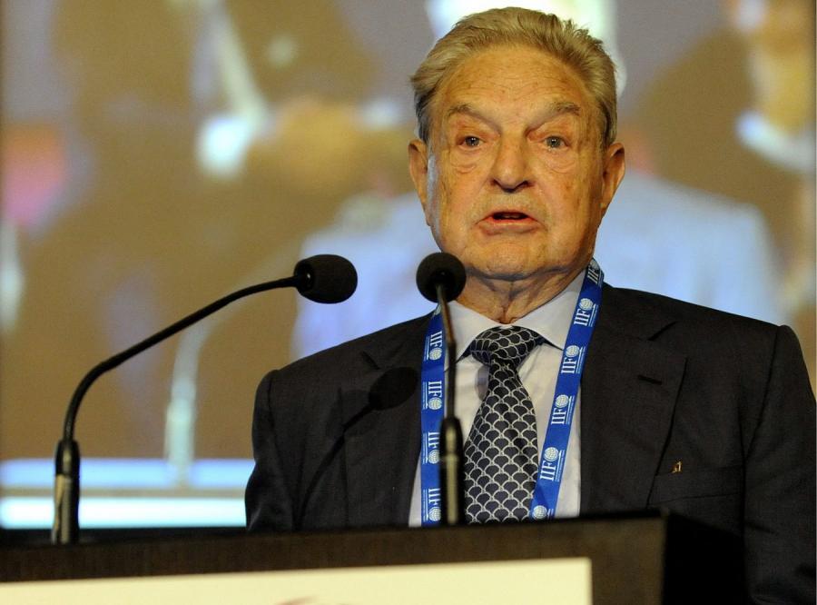 Soros: Niemcy zniszczą euro