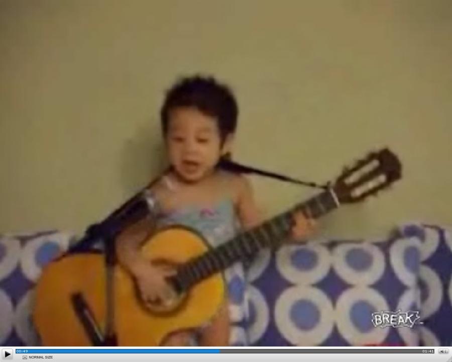 Duch Beatlesów odrodził się w małym Koreańczyku