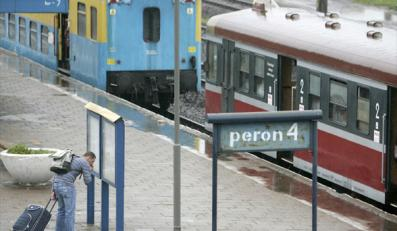 Gigantyczne spóźnienia polskich pociągów