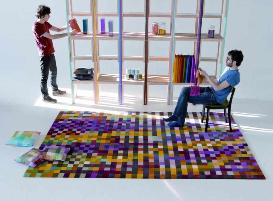 Komputery wchodzą na dywany
