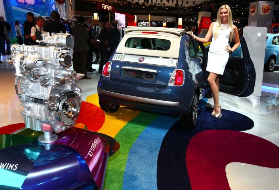 Bruksela sprawdzi polską pomoc dla Fiata na Śląsku
